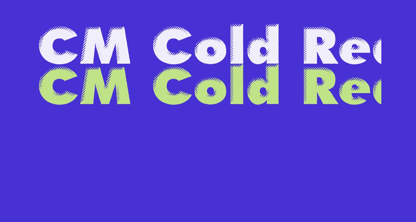 CM Cold Request