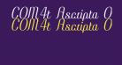 COM4t Ascripta Oblique