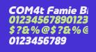COM4t Famie BlackOblique