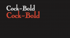 Cock-Bold
