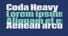 Coda Heavy