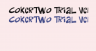 CokerTwo Trial Version