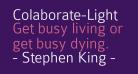 Colaborate-Light