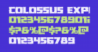 Colossus Expanded