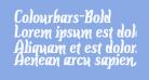 Colourbars-Bold