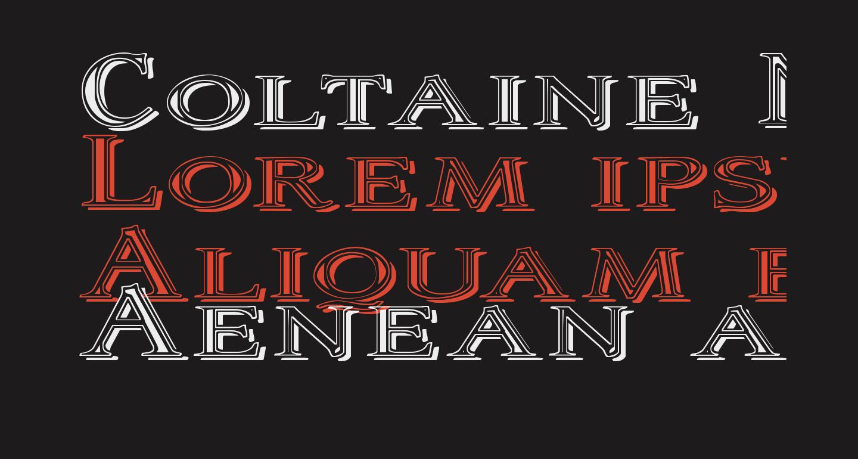Coltaine No 2