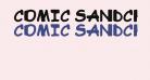 Comic Sandchez