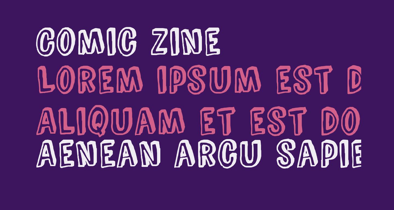 Comic Zine