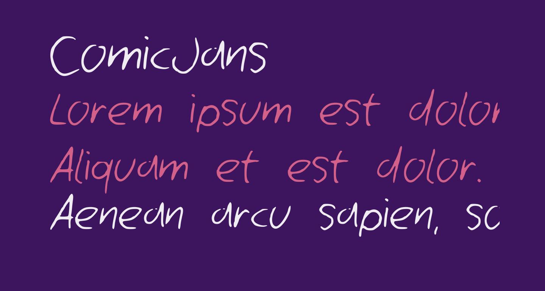 ComicJans