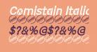 Comistain Italic
