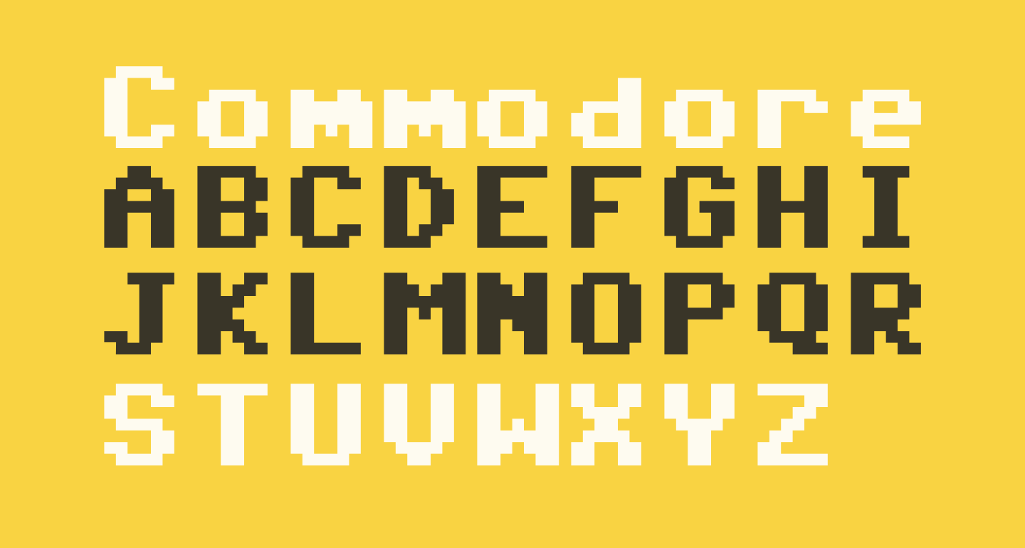 Commodore 64 Pixeled