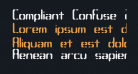 Compliant Confuse 2s -BRK-