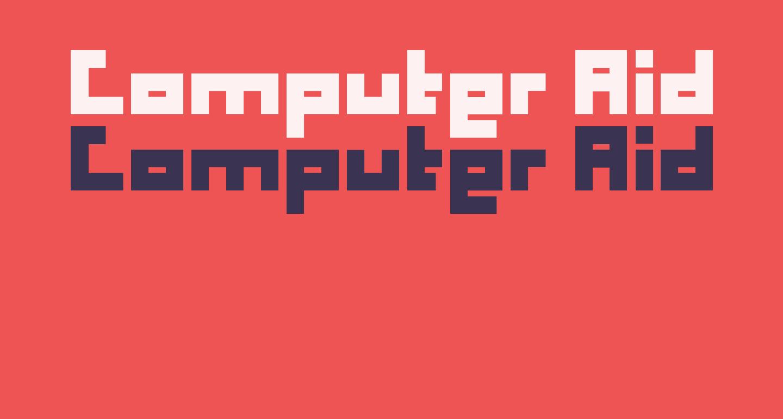 Computer Aid Bold