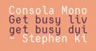 Consola Mono