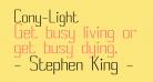 Cony-Light