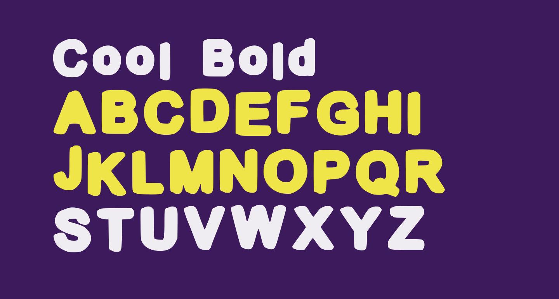Cool Bold