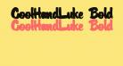 CoolHandLuke Bold
