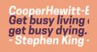 CooperHewitt-BoldItalic