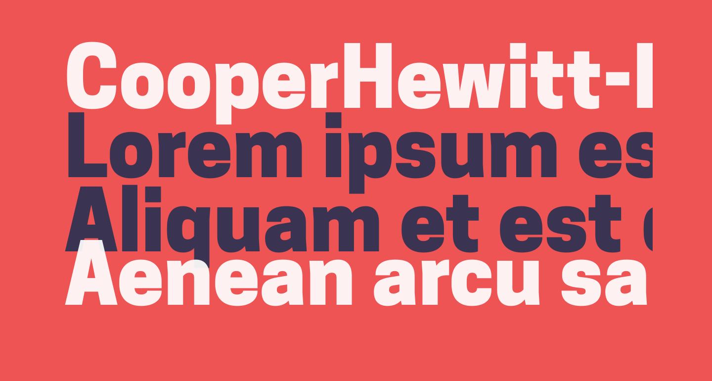 CooperHewitt-Heavy