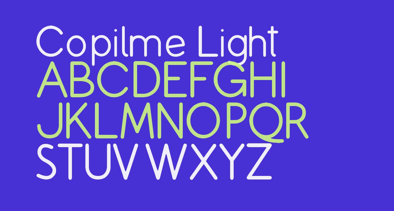 Copilme Light