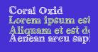 Coral Oxid
