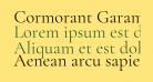Cormorant Garamond Regular