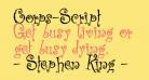 Corps-Script
