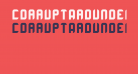 CorruptaRounded Regular