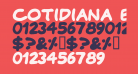 Cotidiana Bold