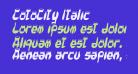CotoCity Italic