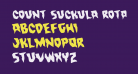 Count Suckula Rotated