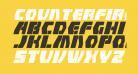 Counterfire Italic