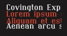 Covington Exp Bold