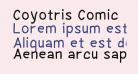 Coyotris Comic