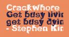 Crackwhore