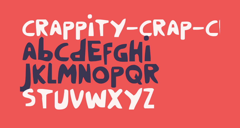 Crappity-Crap-Crap Cond