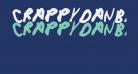 CrappyDanBlackAllCaps