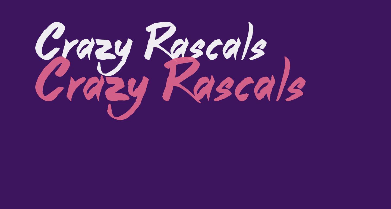 Crazy Rascals