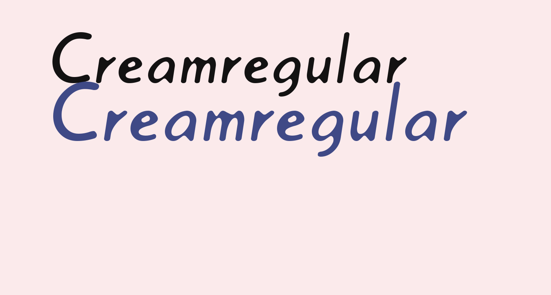 Creamregular