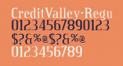 CreditValley-Regular