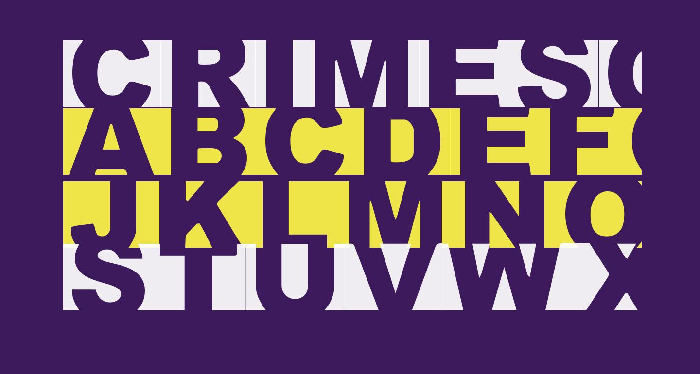 Crimescene Afterimage