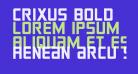 Crixus Bold