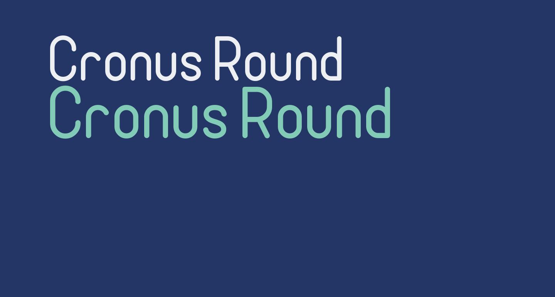 Cronus Round