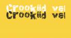Crookiid veredgf