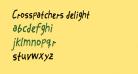 Crosspatchers delight
