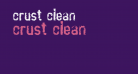 crust_clean