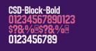 CSD-Block-Bold