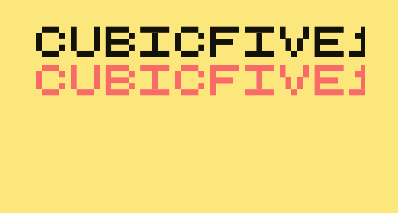CubicFive10