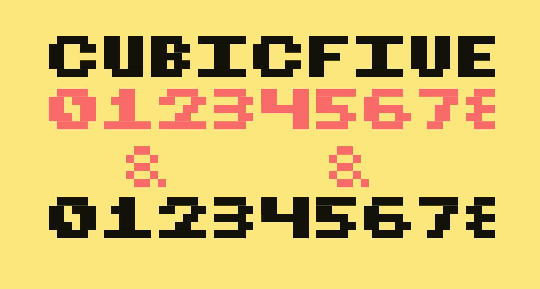 CubicFive12