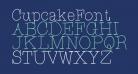CupcakeFont